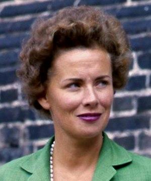 Chairmen of the People's Party for Freedom and Democracy - Haya van Someren