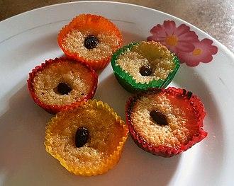 Macaroon - Philippine coconut macaroons