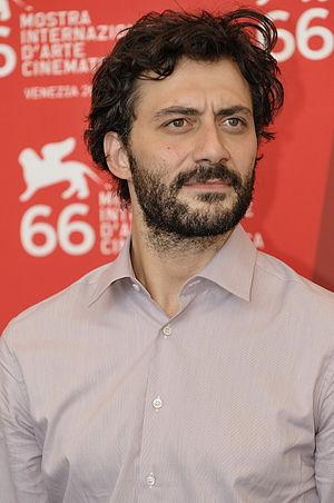 Filippo Timi - Filippo Timi at the 2009 Venice Film Festival