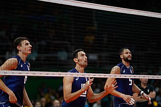Italy men's national volleyball team - Three players from Italy at the 2016 Olympics