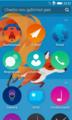 Firefox OS Cymraeg - Welsh. Sgrin gartref - Home screen.png