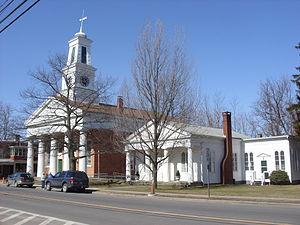 First Presbyterian Church of Ulysses - Image: First Presbyterian Church of Ulysses 1