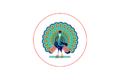 Flag of Burma peacock 2.png