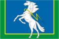 Flag of Sosnovsky rayon (Chelyabinsk oblast).png