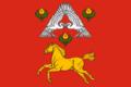 Flag of Verkhnepogromenskoe (Volgograd oblast).png