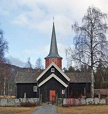 Flesberg kirke