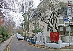Childs Hill - Image: Flickr Duncan~ Church Walk, Childs Hill