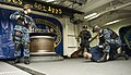 Flickr - Official U.S. Navy Imagery - Sailors practice shipboard security..jpg