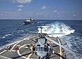 Flickr - Official U.S. Navy Imagery - The Indonesian navy Sigma-class corvette KRI Sultan Iskandar Muda is underway alongside USS Vandergrift..jpg