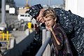 Flickr - Official U.S. Navy Imagery - USS Bunker Hill holds a friends and family cruise..jpg