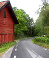 Flickr - Per Ola Wiberg ~ mostly away - Red barn by the road.jpg