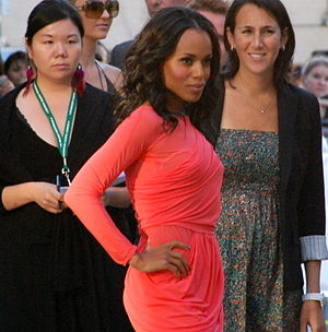 Kerry Washington - Washington at the premiere of Mother and Child at TIFF in 2009