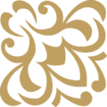 FlowerS Ornament Gold Down Right.png
