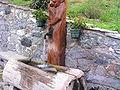 Fontaine en bois de Saint-Véran.JPG