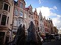 Fontaine sur l'IJzerenleen à Malines 02.jpg
