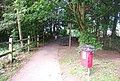 Footpath, Montreal Park - geograph.org.uk - 2048879.jpg