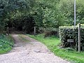 Footpath leading to Bridge Farm - geograph.org.uk - 243061.jpg