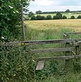 Footpath to Burton on the Wolds - geograph.org.uk - 886073.jpg