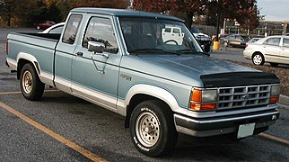 ford ranger compatible years