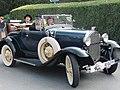 Ford - A cabriolet 1931 à Marcq-en-Barœul défilé du Grand-Boulevard en 2009.jpg
