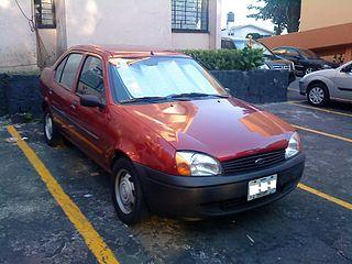 Ford Ikon Motor vehicle