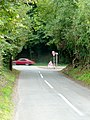 Ford Lane meets the A38 - geograph.org.uk - 1480145.jpg