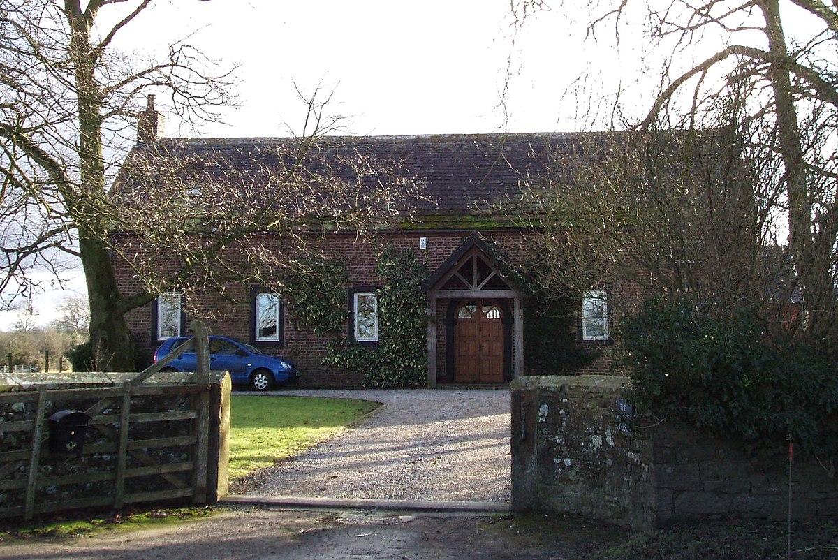 Former Quaker Meeting House, Moorhouse - geograph.org.uk - 1700145.jpg