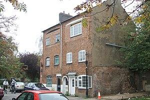 Topshop (workshop) - Image: Former Topshops, Bedworth geograph.org.uk 583132