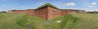 Portsdown Hill - Image: Fort Nelson