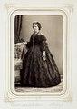 Fotografiporträtt på kammarrådinnan Matilda Pripp - Hallwylska museet - 107840.tif
