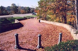 """New Concord, Ohio - """"S"""" Bridge II"""