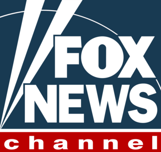 Fox News controversies - Image: Fox News Channel logo
