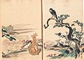 Fox and crow Fables choisies Tokio.jpg