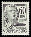 Fr. Zone Württemberg 1948 25 Friedrich Schiller.jpg