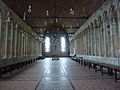 Fr Mont Saint-Michel Refectory.JPG