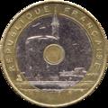 France - P - 20 - Franc - 1993 - Jeux Méditerranéens - B.png