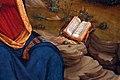 Francesco botticini, madonna col bambino e un breviario, post 1475, 03.jpg