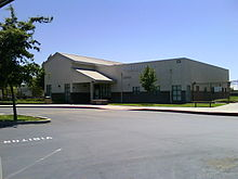 Franklin High School (Elk Grove, California).JPG