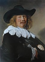 Frans Hals - Portrait of a young man with folded arms - c.1644.JPG
