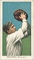 Fred Jacklitsch, Philadelphia Phillies, baseball card portrait LCCN2008676527.jpg