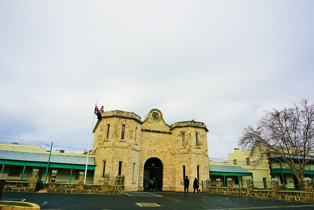 Fremantle Prison - The Gatehouse