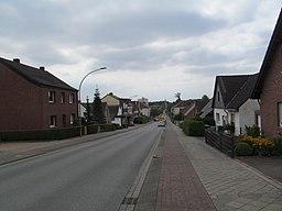 Friedrich-Ebert-Straße in Hamm