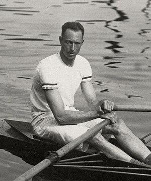 Frits Eyken - Frits Eyken at the 1920 Olympics