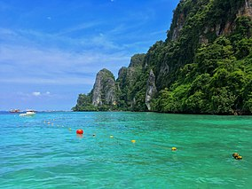 From a Beach in Phi Phi Don.jpg