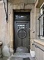 Front door, 121 avenue du X-Septembre, Luxembourg City.jpg