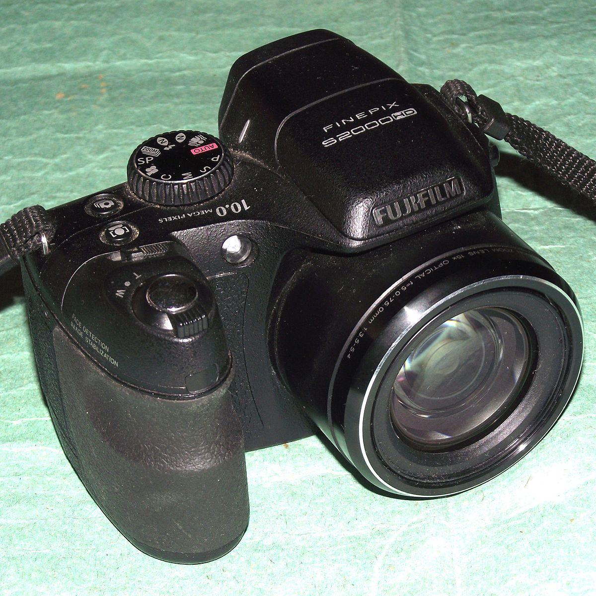 Fujifilm finepix s2000hd wikidata for Appareil photo fujifilm finepix s2000hd