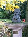 Fyodor Dostoyevsky Memorial in Kurpark, Wiesbaden, Germany.jpg