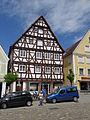 Günzburg, GZ - Marktpl Nr 36.JPG
