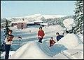 G-32-9 Norge Danebu, Aurdal. Valdres, ca 1965 (8676581863).jpg
