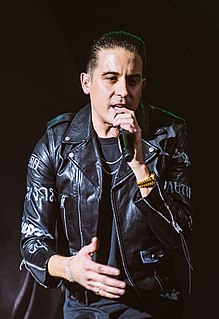 G-Eazy American rapper and record producer from California